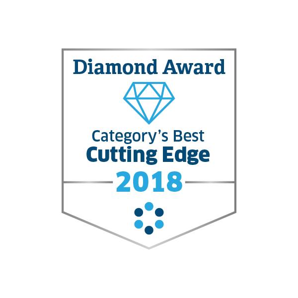 2018 Diamond Award for Cutting Edge