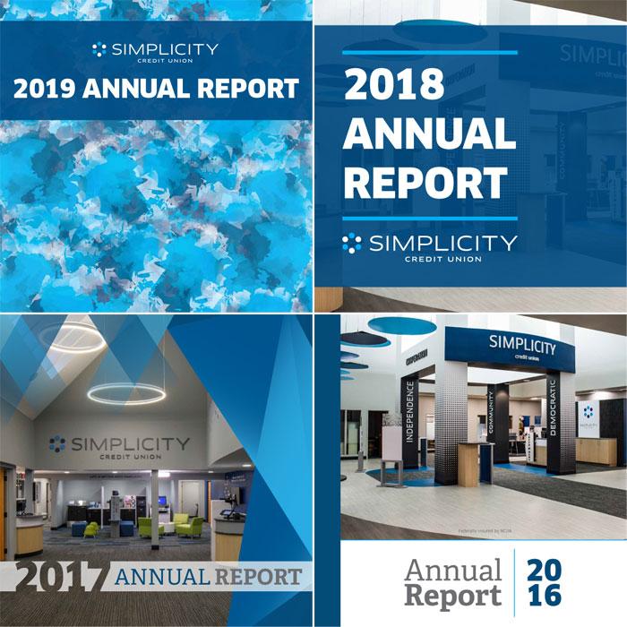 Annual Reports Portfolio