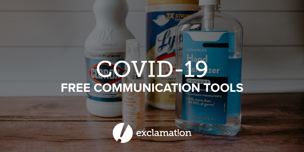 COVID-19 Communication Tools Image
