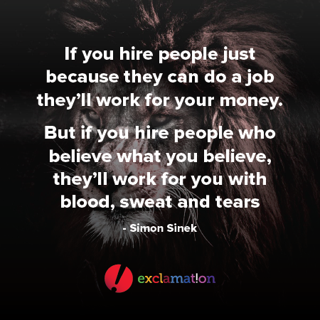 HR Motivational Quote