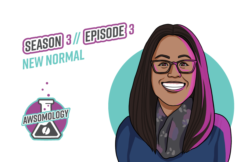 Episode Artwork for Awsomology's Podcast The New Normal