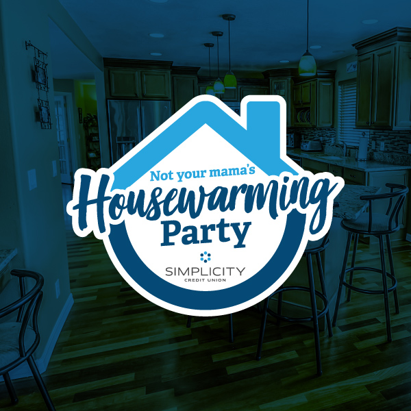 Housewarming Party Graphic
